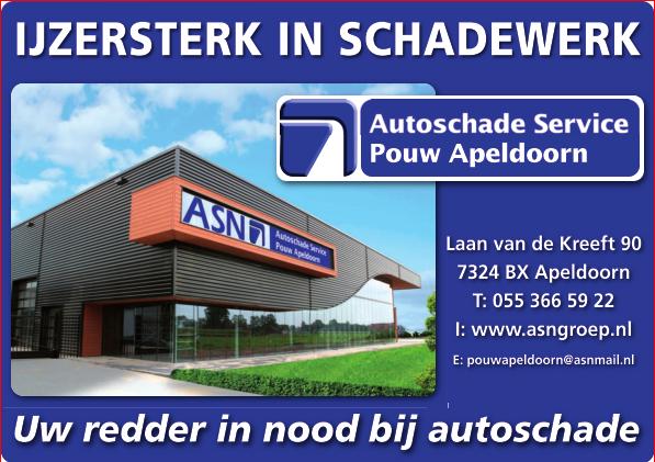 Autoschade Service Pouw Apeldoorn
